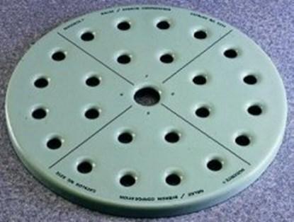Slika Desiccator disc, Type 5312, enamel