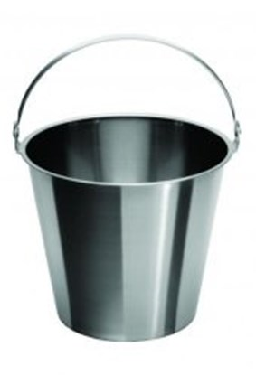 Slika Buckets, 18/10 steel