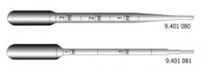 Slika LLG-Pasteur Pipettes, PE