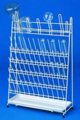 Slika Draining racks, PE-coated wire