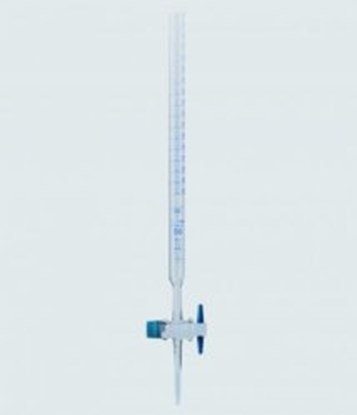 Slika BURETTE - STRAIGHT -  CLEAR - PTFE STOPC