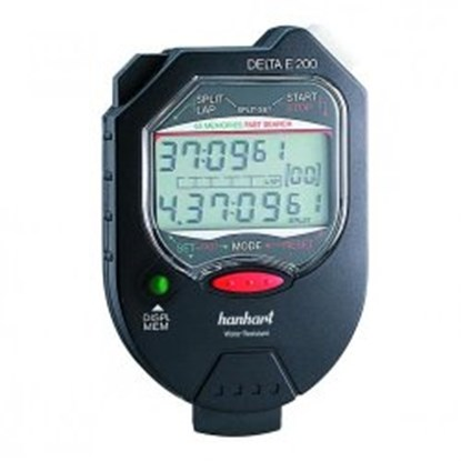 Slika HAND STOPWATCHES,LCD-DISPLAY, BLACK