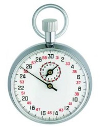 Slika Mechanical stopwatch