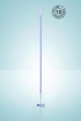 Slika BURETTES 25:0,05ML, BLUE GRADUATION