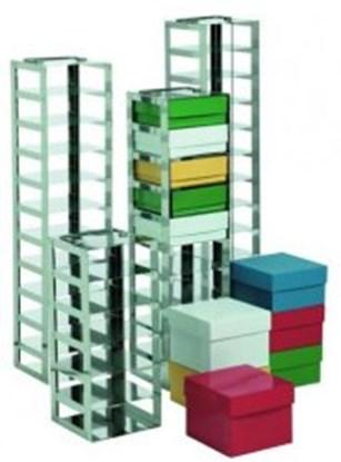 Slika RACK FOR 4 BOXES 100MM