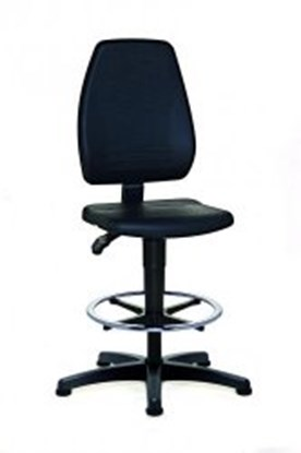 Slika ARMRESTS FOR LLG-LAB CHAIRS, BLACK