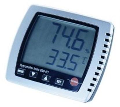 Slika Thermohygrometer testo 608