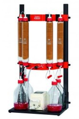Slika behrotest <SUP>®</SUP> column elution unit for the elution of soil samples