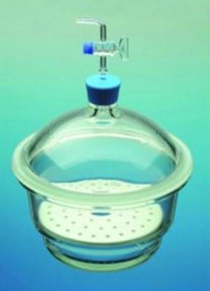 Slika DESICCATOR 200 MM WITH PLASTIC KNOB
