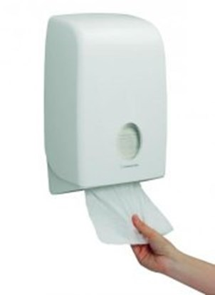 Slika AQUARIUS* TISSUE DISPENSER - INTERFOLD