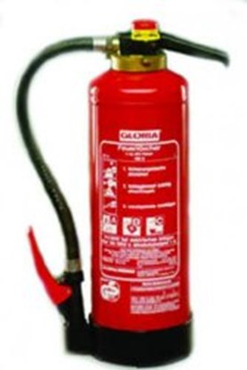 Slika Powder fire extinguisher