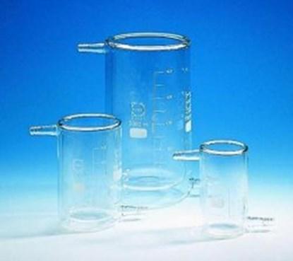 Slika Beakers, glass, jacketed, type T