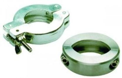 Slika Vacuum fittings, clamping rings for type KF small flange