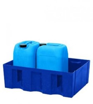 Slika Drum Sumps, polyethylene