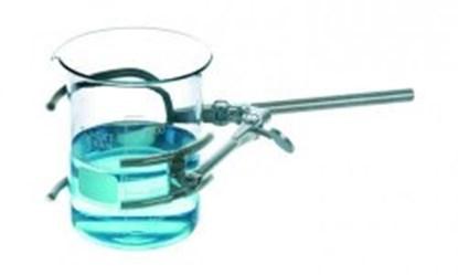 Slika Beaker and flask clamp, 18/10 steel