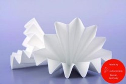 Slika Filter Paper 2095, low on nitrogen, folded filters