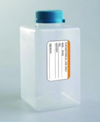 Slika Sample bottles, PP, for water sampling, sterile