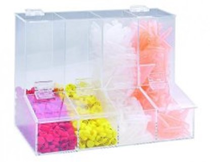 Slika ACRYLIC-DISPENSING BOX WITH LID