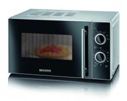 Slika Microwave SEVERIN MW 7875, silver/black