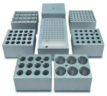 Slika ALUMINIUM BLOCK FOR 15X10MM CUVETTES