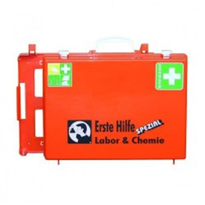 Slika First Aid Kit Special for Laboratories and Chemistry