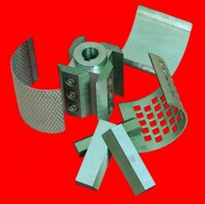 Slika Accessories for cutting mill PULVERISETTE 15