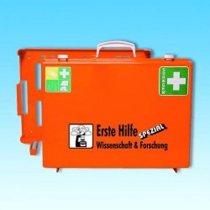 Slika Special first aid kit for science and research