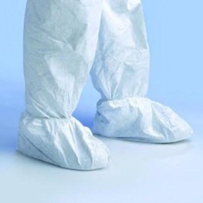Slika Disposable Overshoes Tyvek<SUP>&reg;</SUP> 500, Posa