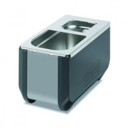 Slika BATH FROM STAINLESS STEEL ST5