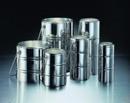 Slika Chrome steel Dewar flasks