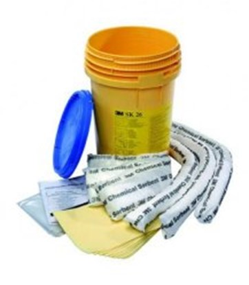 Slika Chemical Sorbents Emergency Kits