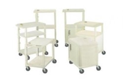 Slika Laboratory Trolleys, PE-HD