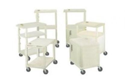 Slika Laboratory Trolleys, PE-HD