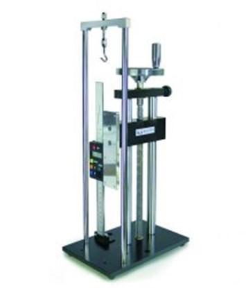 Slika Test stand TVL, manual
