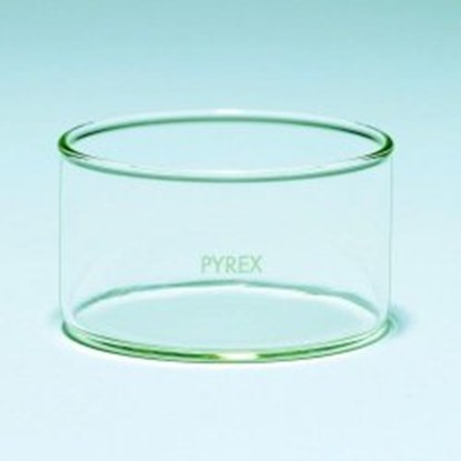 Slika Crystallising dishes, flat bottom, Pyrex<SUP>®</SUP>