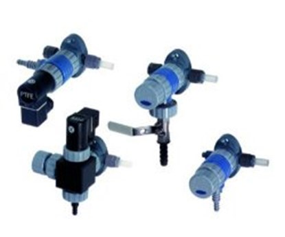 Slika BALL VALVE AND FLOW-CONTROLLING DIAPHRAG