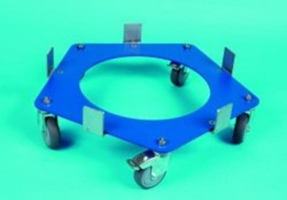 Slika Castors for cryogenic liquid dewars