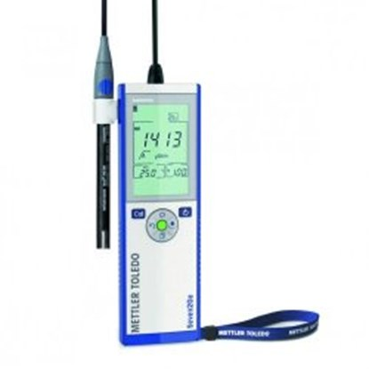 "Slika Conductivity meter Seven2Go"" S3"