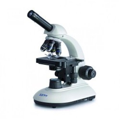 Slika COMPOUND MICROSCOPE. 4/10/40/100. WF10X1