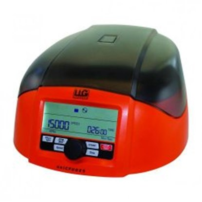 Slika Mini centrifuge LLG-uni<I>CFUGE </I>5 with timer and digital display
