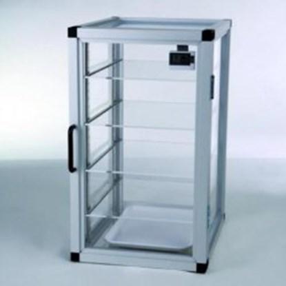 Slika DESICCATOR CABINET,GLASS-CLEAR ACRYLIC