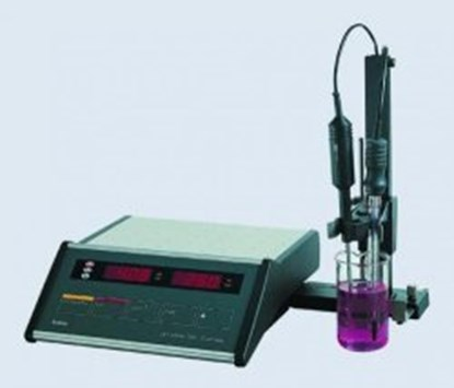 Slika LABORATORY PH METER 766, SET A