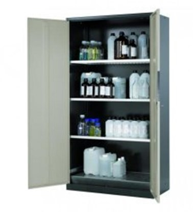 Slika Cabinets for chemicals CS-CLASSIC with wing doors