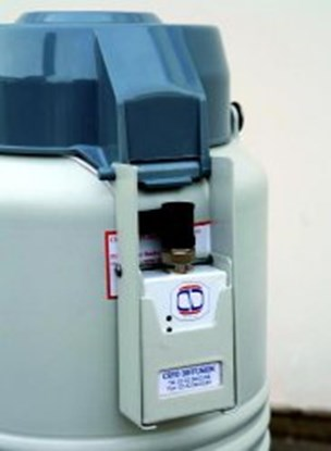 Slika Data logger for dry shipping container