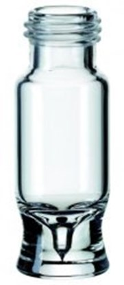 Slika 0,9 ML TOTAL MICROLITER SHORT THREAD VIAL, CLEAR GLASS