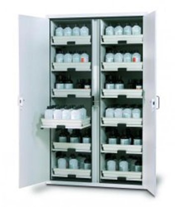 Slika Cabinets for Acids and Alkalis SL-CLASSIC with Wing Doors
