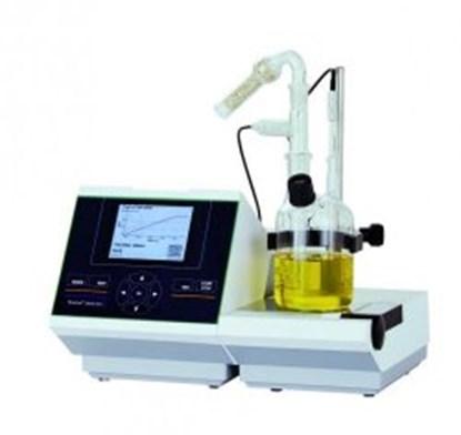 Slika KF Titrators TitroLine 7500<SUP>&reg;</SUP> KF / TitroLine 7500<SUP>&reg;</SUP> KF trace