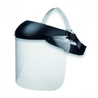 Slika Face shields uvex 9705, polycarbonate
