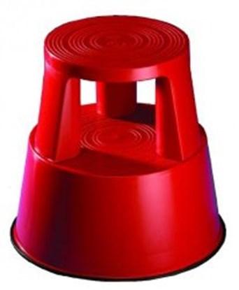 Slika PLASTIC ROLLER STEPS STEP, BLACK