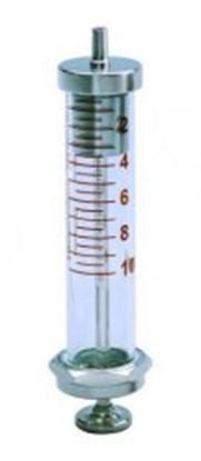 Slika GLASS-METAL SYRINGE 10 ML